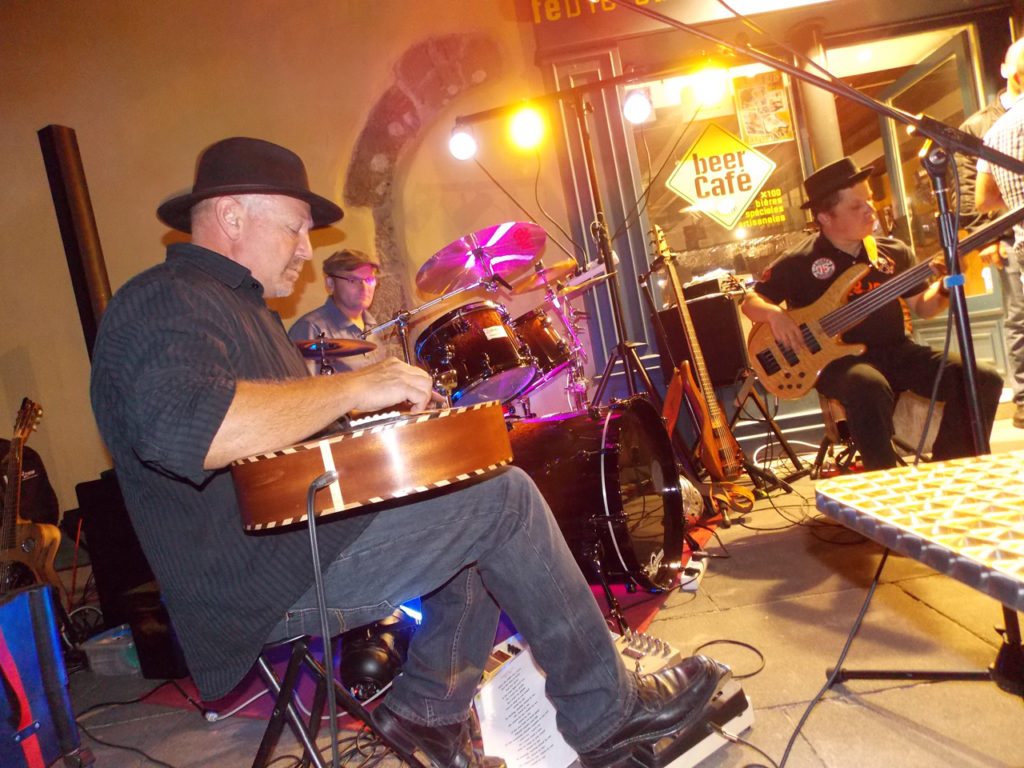 Philou Blues Experience